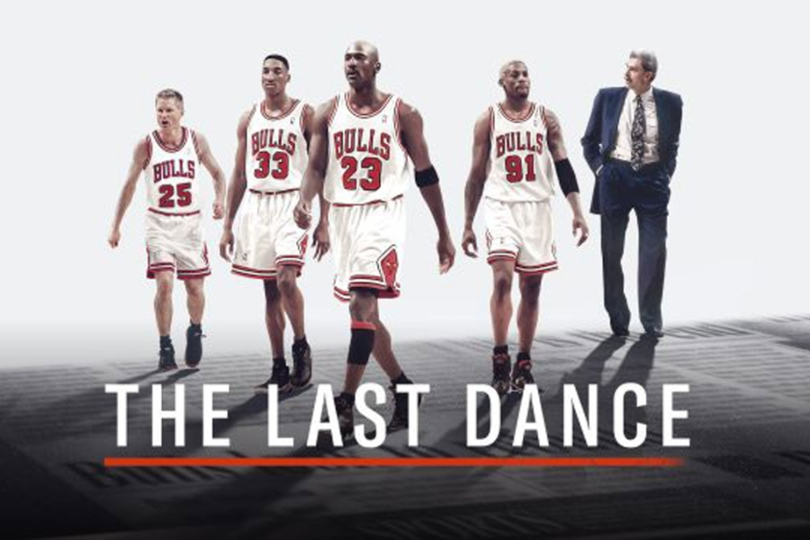 The Last Dance concludes an amazing story