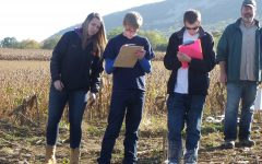 B-A students in FFA will not be able to competein land judging this year because of COVID-19 restrictions.