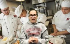 Gabriella Finn is headed to IUP Culinary School.