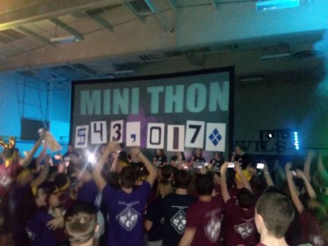 THON has generated tens of thousands of dollars for the battle against childhood cancer, but this year