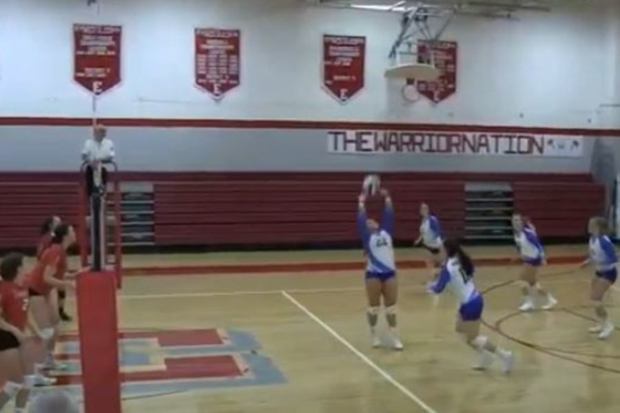 Volleyball falls to Glendale for second loss in a row