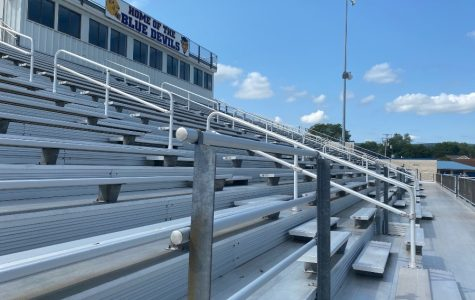 It may be two more weeks before fans know if they can start filling up high school stadiums like Memorial Field on Friday nights.