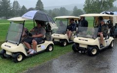 The B-A baseball team had a successful fundraiser with its annual golf tournament at Sinking Valley.
