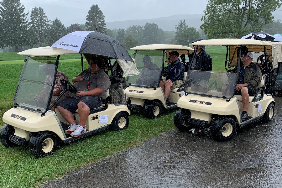 Bellwood-Antis baseball golf outing a success