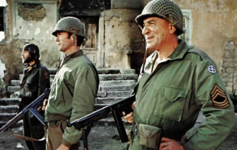 Kelly's Heroes shows a different side of Clint Eastwood's acting talents.