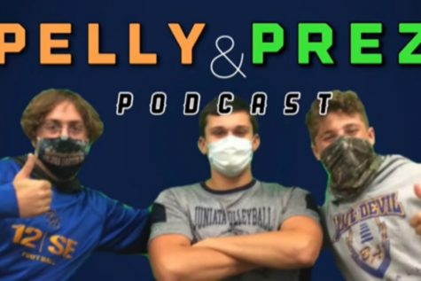 PELLY AND PREZ PODCAST