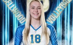 Senior Raven Criscitello set a new single-season record for digs in just seven games for the Lady Devils.