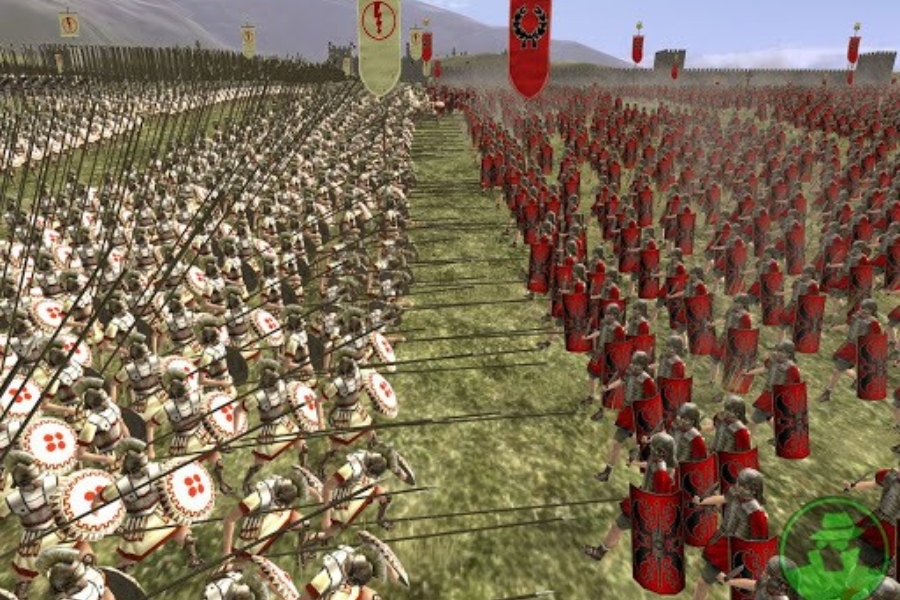 This week Game On compares the games Rome I and Rome II.