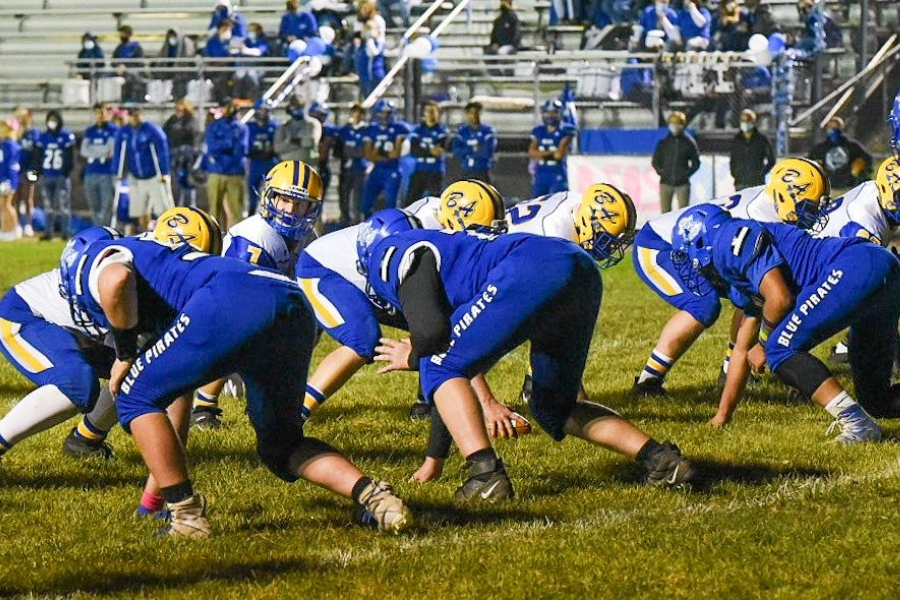 Bellwood-Antis unloaded on Williamsburg after the first quarter last Friday.