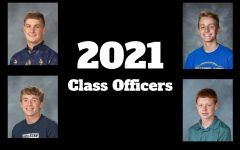 Grade levels elected class officers last week. Presidents included Joe Dorminy (senior class, top left), Cooper Keen (junior class, top right), Gavin Ridgway (sophomore class, bottom left) and Chance Schreier (freshman class, bottom right).