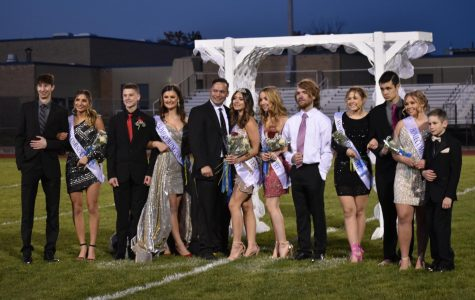 Malia Danish was crowned 2020 Homecoming Queen on Friday at the Bellwood-Antis School District's special Homecoming ceremony.
