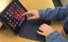 Generation 7 iPads provide students with an easier classroom experience through the inclusion of a case with a keyboard.