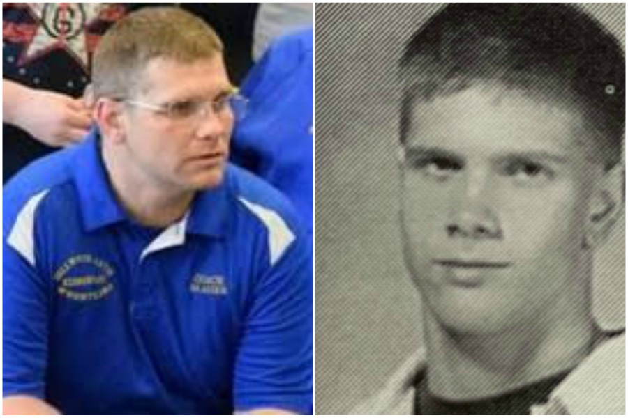 Ryan Blazier is still awaiting trial for an abundance of charges stemming from his time as a junior high wrestling coach at Bellwood-Antis.