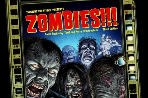 Zombies!!! (The board game)