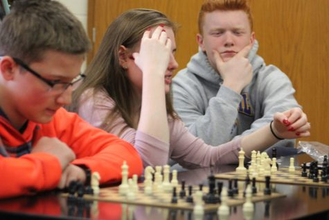 Activities like Chess Club have shut down their operations because of the suspension of activity period.