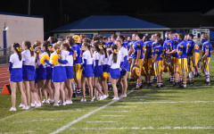 Bellwood-Antis vs. Bald Eagle Area; District 2A playoffs, October 23, 2020. (Kerry Naylor)