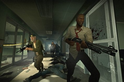 Left 4 Dead may not be a mental challenge, but it