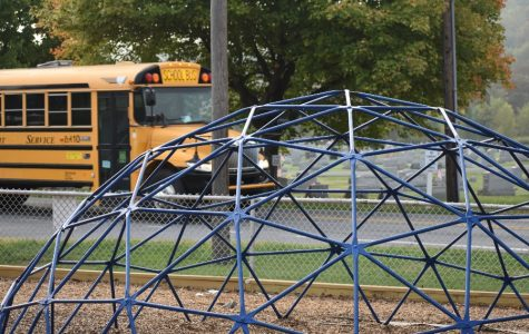 Teachers at Myers have had to reconfigure recess to adhere to COVID-19 safety guidelines.