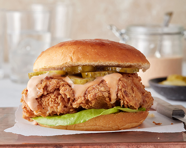 National Fried Chicken Sandwich Day