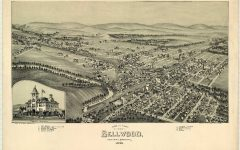 Fowler map of Bellwood, 1895.