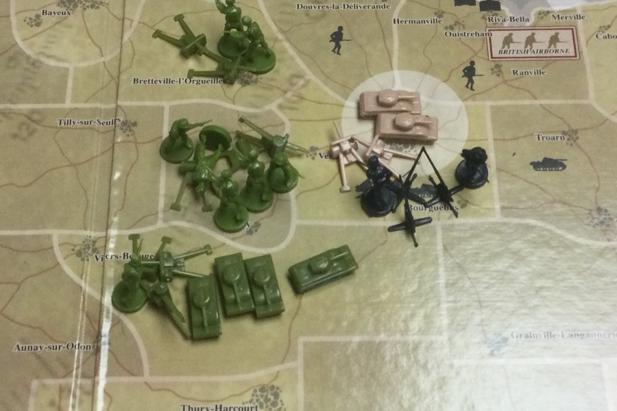 Axis and Allies is a classic board game for the strategically minded.