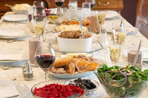 The delicious food is just one of the aspects of Thanksgiving that makes for fond memories.
