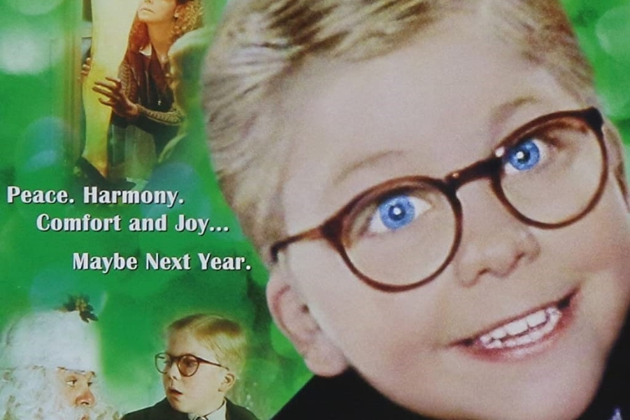Christmas Story rates as an all-time classic Christmas movie.