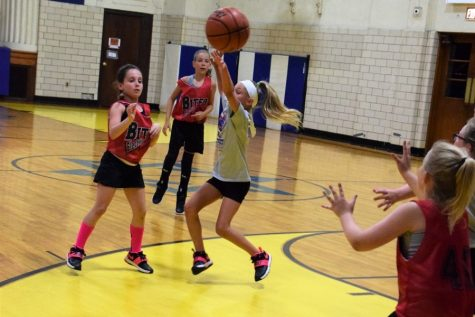 Winter elementary basketball programs, like those offered at the JMC, are finding ways to keep moving in the face of concerns over COVID-19.