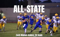 B-A running back Zach Mallon was named to the PA Sportswriters 2A All-State team.