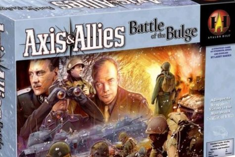 The board game Axis and Allies is an oldie but a goodie.