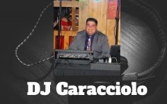 Nic Caracciolo has been dee-jaying local parties and gatherings since he was 13.