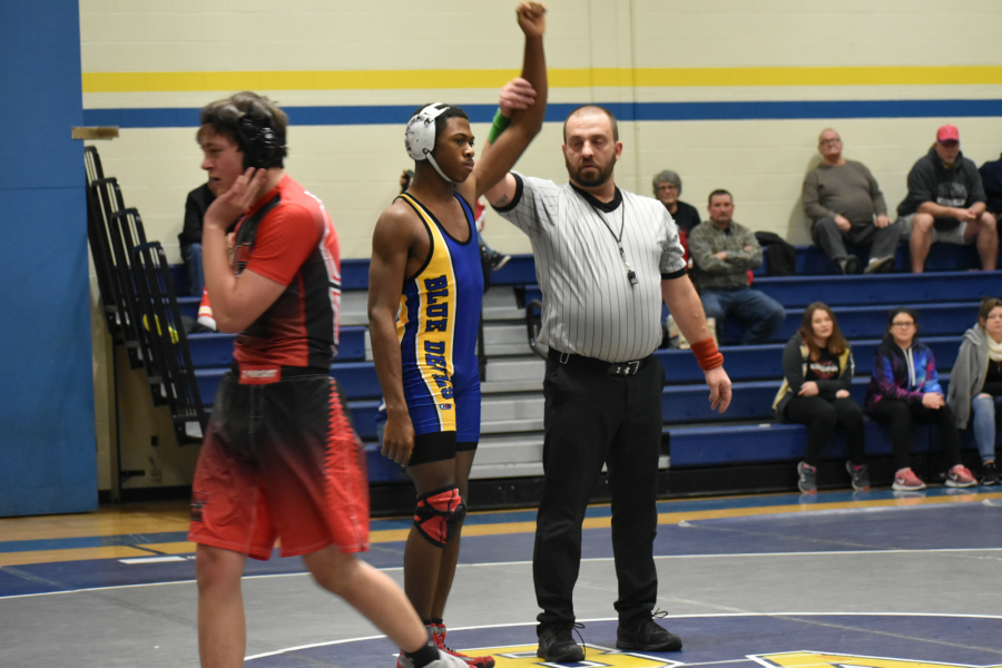 BA wrestling hopes to turn things around against Juniata Valley