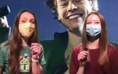 Annie LeGrand says she's not necessarily obsessed with Harry Styles ... but then again she is.