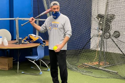 Bollinger ready for Softball coaching