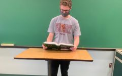 New standing desks could be the ticket for B-A students becoming healthier.