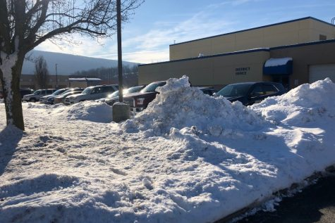 BASD has already implemented two FID days this winter due to heavy snowfall.