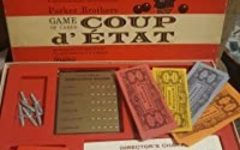 Coup D'etat is a fun game of strategy.