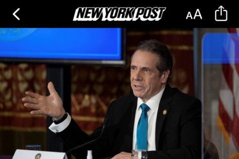 New York Gov. Andrew Cuomo has come under fire for his handling of his state