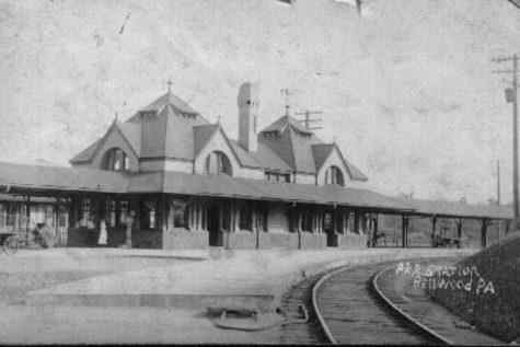BA HISTORY 101: Bellwood Train Station