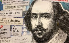William Shakespeare, whose works have come under fire for their