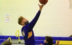 Zach Miller has been on a scoring tear for the Blue Devil basketball team.