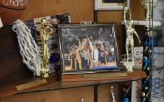The basketball team in 1996 started a mini-dynasty for the boys program.