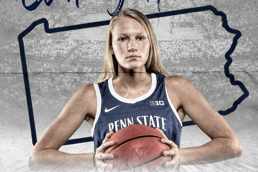 Bellwood-Antis star Alli Campbell announced this week she is transferring from Notre Dame to Penn State.