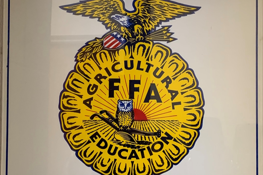 The B-A chapter of the FFA celebrated National FFA Week last week.