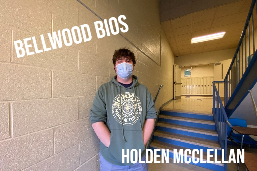 Holden McClellan has a reputation of being quite the gamer.