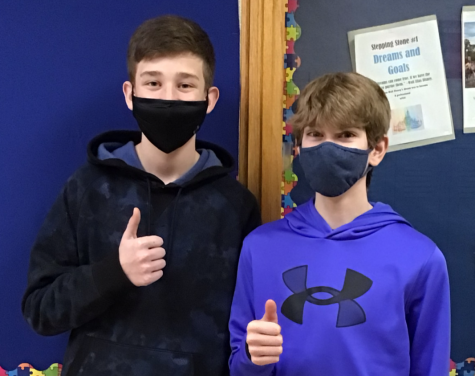 Can these middle school students score 5/5 on their best friends quiz?