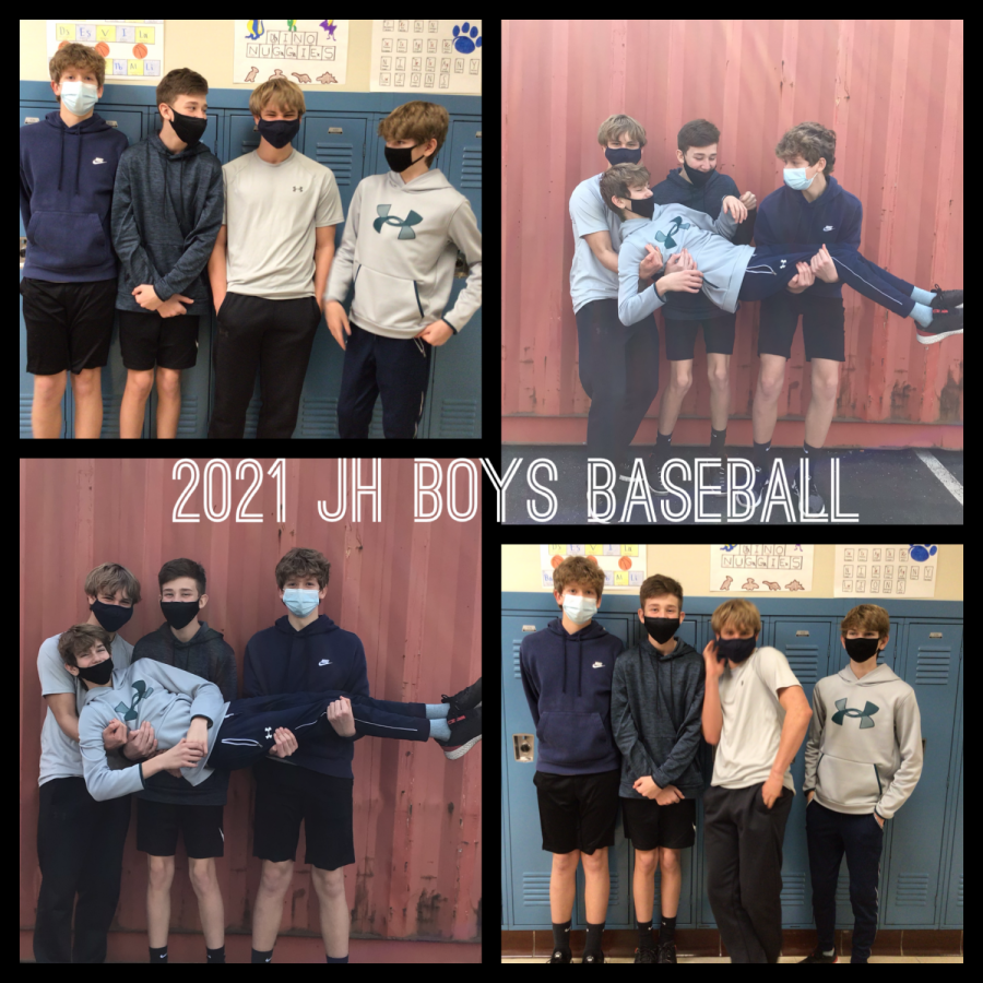 Sports Talk: Jr. high boys' baseball