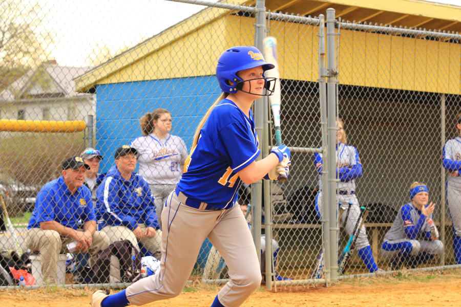 Jaidyn McCracken is one of the girls the softball team will look to build around in 2021.