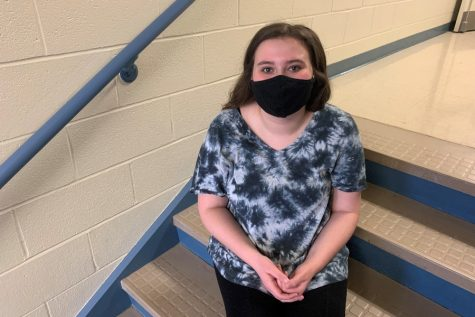Bellwood-Antis senior Lauren Young.