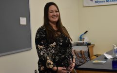 Mrs. Longo-McGarvey has found a way to balance motherhood, work, and coaching, all while expecting a child.